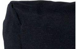 Vízlepergető Raklapbútor hátpárna fekete 60x40x20cm