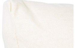 Vízlepergető Raklapbútor hátpárna bézs cipzáras huzattal 3 méretben