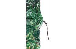 Tison alacsonytámlás székpárna kaktusz mintával 98x46x8cm