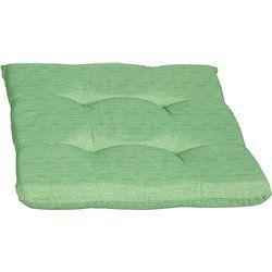 Székpárna 41x41x4,5cm Zöld