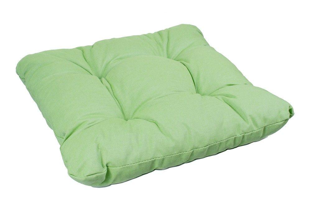 Vastag ülőpárna 38x38x6cm zöld
