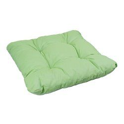 Vastag ülőpárna 38x38x8cm zöld