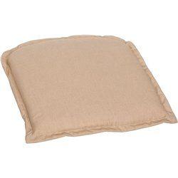 Univerzális ülőpárna 50x50x5cm homok