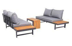 Shadow 4 személyes kombinálható kerti bútor