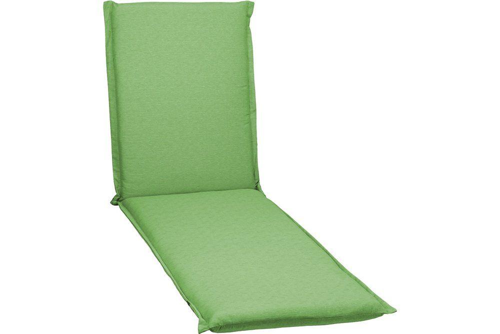 Asher Napozóágy párna 195x62x8cm levehető zöld huzat