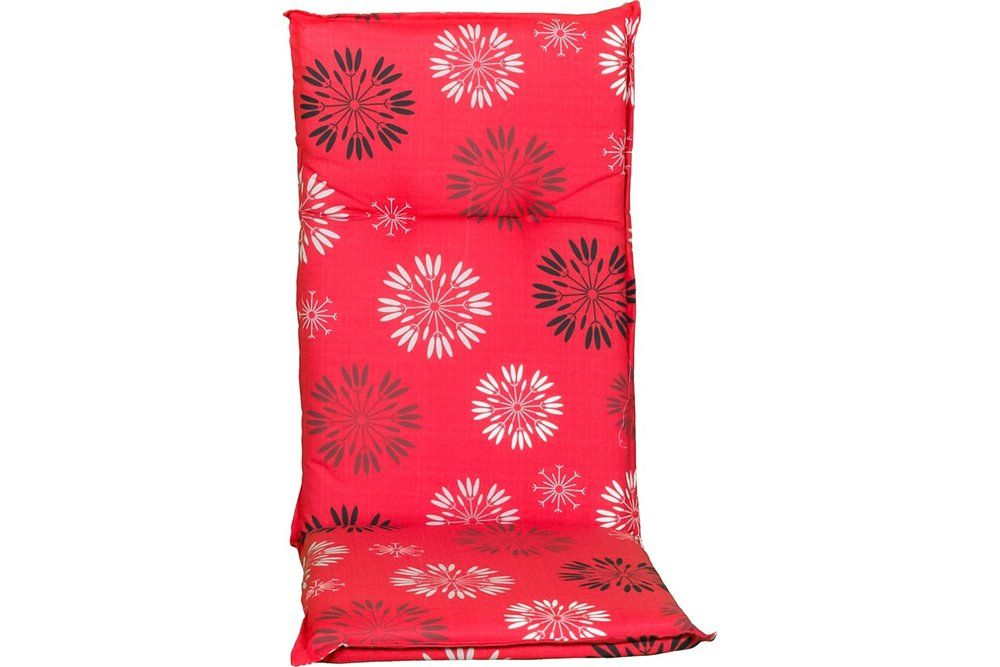 Baha virágmintás párna Magastámlás székhez 118x50x6cm