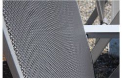 Urban kültéri összecsukható Prémium szék grafitszürke