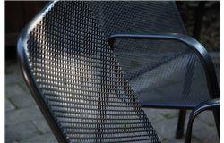 Astor kültéri rakásolható kartámaszos szék 2 db-os szett