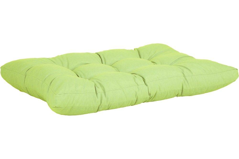 Vízlepergető Raklapbútor ülőfelület zöld 120x80x16cm