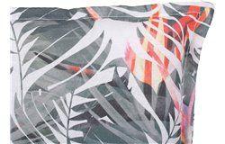 Tison Dzsungel mintás magastámlás székpárna 118x46x8cm