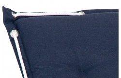 Kent Napozóágy párna 191x58x8cm kék vízlepergető huzattal