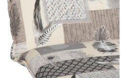 Tison madár mintás Napozóágy párna 191x58x8cm