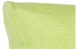 Raklapbútor párna szett zöld vízlepergető cipzáras huzattal